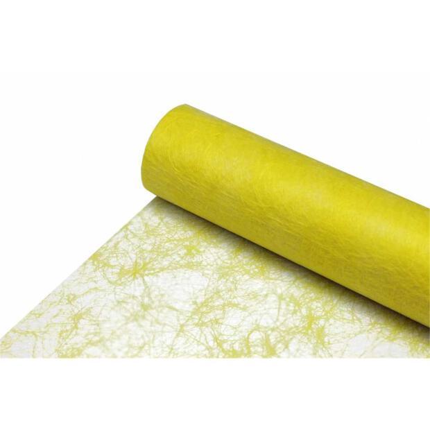 Sizoflor Vlies 20 cm x 25m 8051 gelb