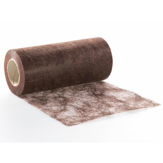 Sizoflor Vlies 20 cm x 25m 2700 schokoladenbraun