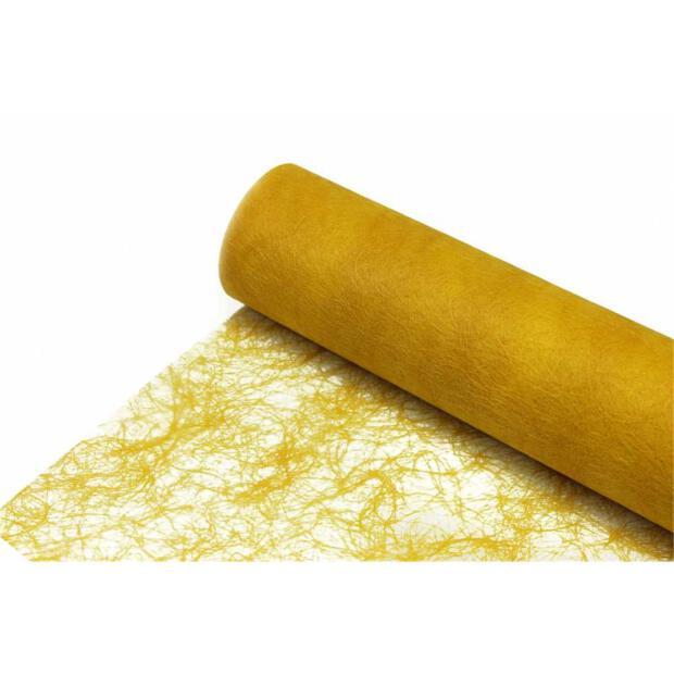 Sizoflor Vlies 20 cm x 25m 8320 sonnenblumengelb