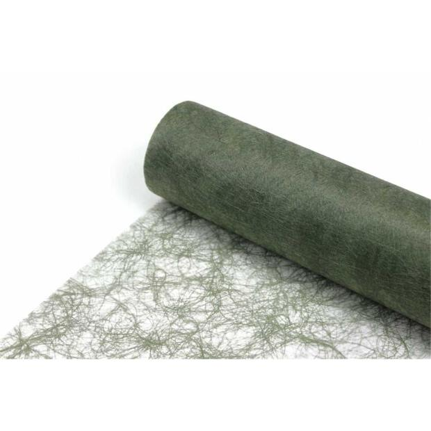 Sizoflor Vlies 30 cm x 25m 6605 moosgrün