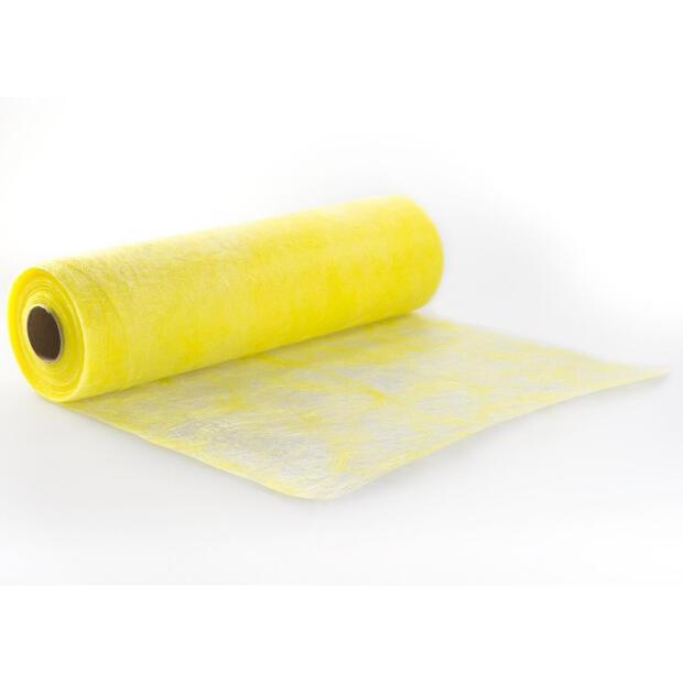 Sizoflor Vlies 30 cm x 25m 8051 gelb