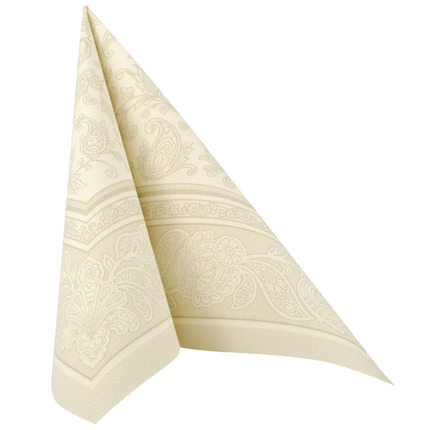 50 Servietten Papstar Royal Collection Ornaments...