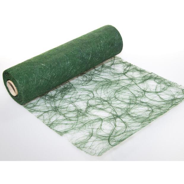 Sizoweb Vlies 30 cm x 5m 6725 dunkelgrün