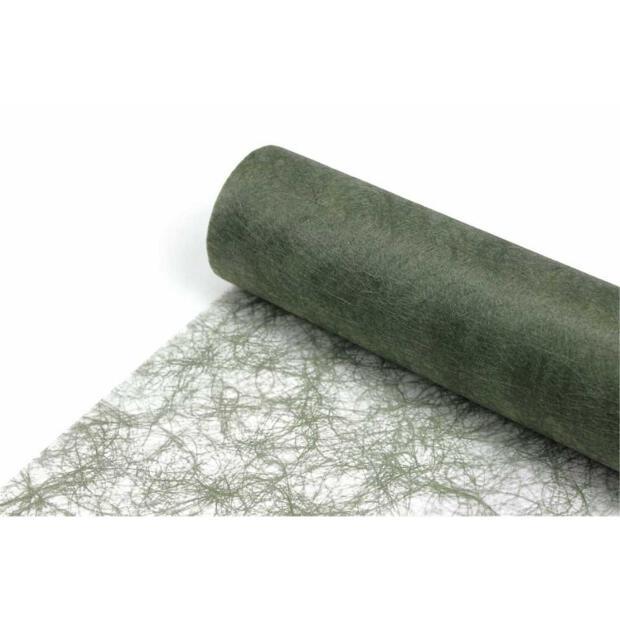 Sizoflor Vlies 30 cm x 5m 6605 moosgrün