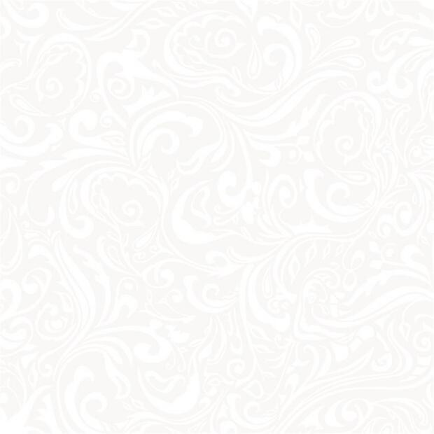 Tischläufer Airlaid Mank Lias weiß 40 cm x 24m 76246