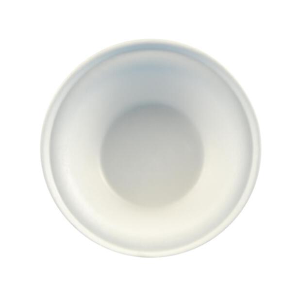 50 Papstar pure Schalen aus Zuckerrohr 380 ml  15,1cm x 4,6cm weiss 81331