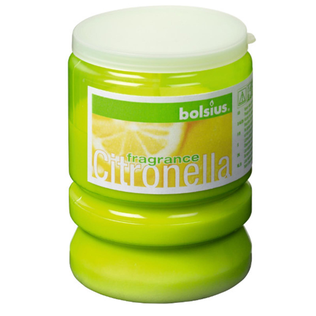 Partylight Citronella Duft outdoor 90/70mm lemon