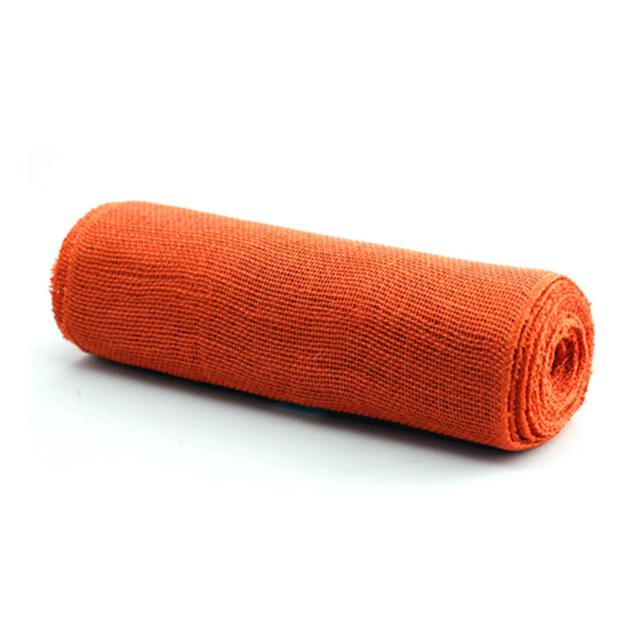 Juteband 30cm x 10m 136 orange