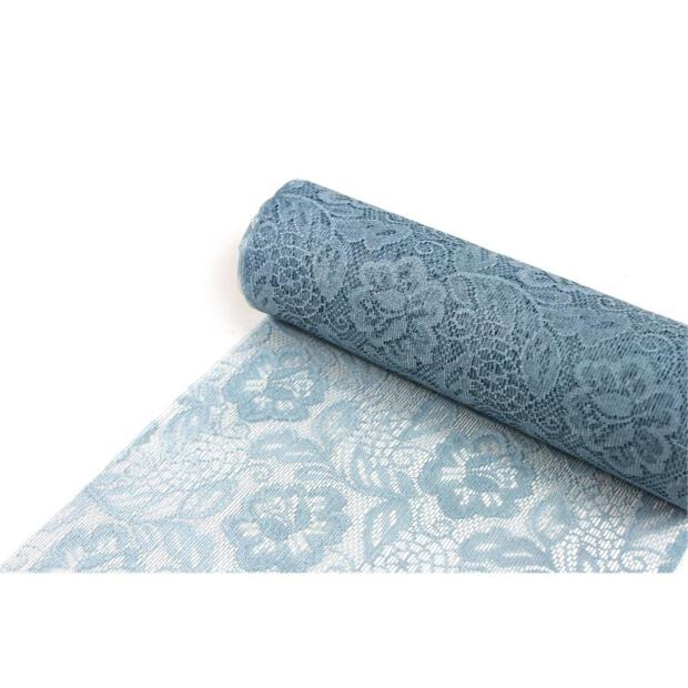 Sizolace Rose 30 cm x 5m 7390 blasses blau