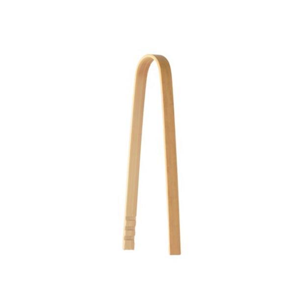 10 Fingerfood - Zangen, Bambus 10 cm