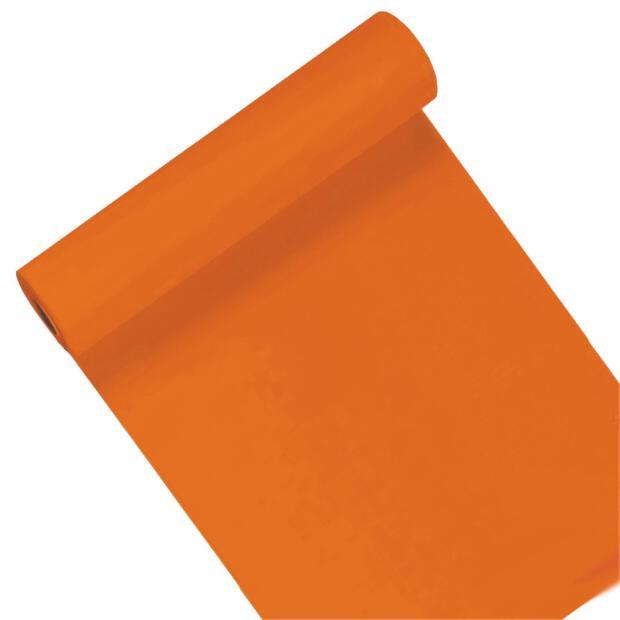 Tischläufer Airlaid Mank Uni apricot 40 cm x 24m 35210
