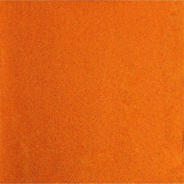Eurosand Farbsand 0,1-0,5 mm orange 1 kg