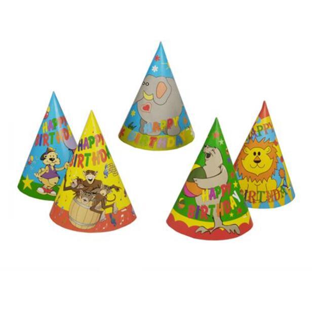 """Party-Hütchen """"Happy Birthday"""""""