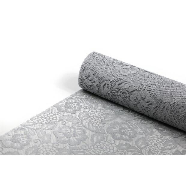 Sizolace Rose 30 cm x 5m 1400 silber