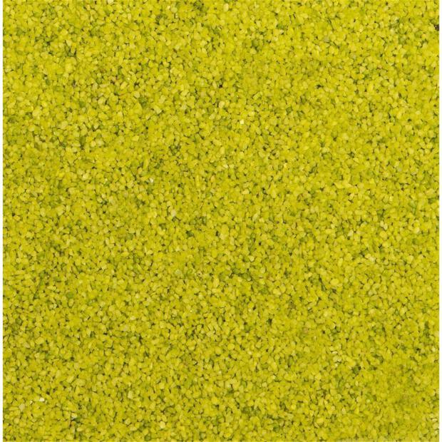 Perlkies 1,2 -1,8 mm apfelgrün (Beutel 1 kg)