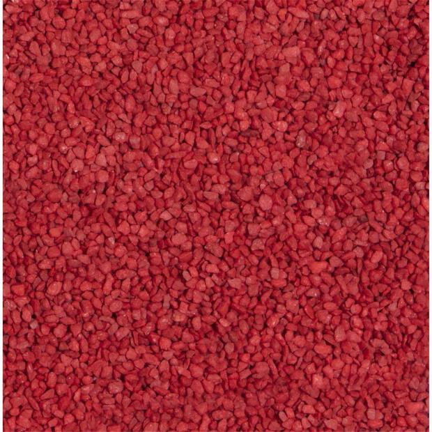 Granulat 2-3 mm rot (Beutel 1 kg)