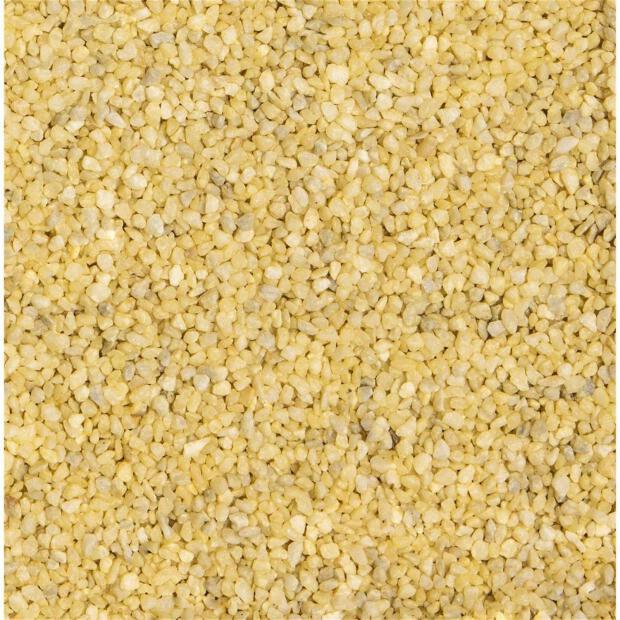 Eurosand Granulat 2-3 mm champagner (Beutel 1 kg)