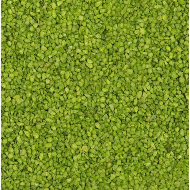 Granulat 2-3 mm grün (Beutel 1 kg)