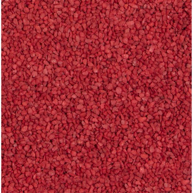 Granulat 2-3 mm rot (Beutel 2 kg)