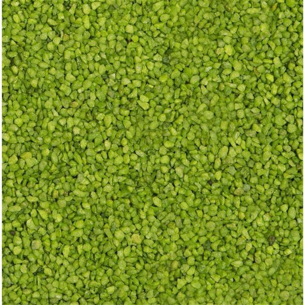 Granulat 2-3 mm grün (Beutel 2 kg)