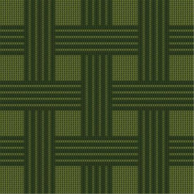 "50 Servietten ""ROYAL Collection"" 1/4-Falz 40 cm x 40 cm olivgrün ""Haddon"""