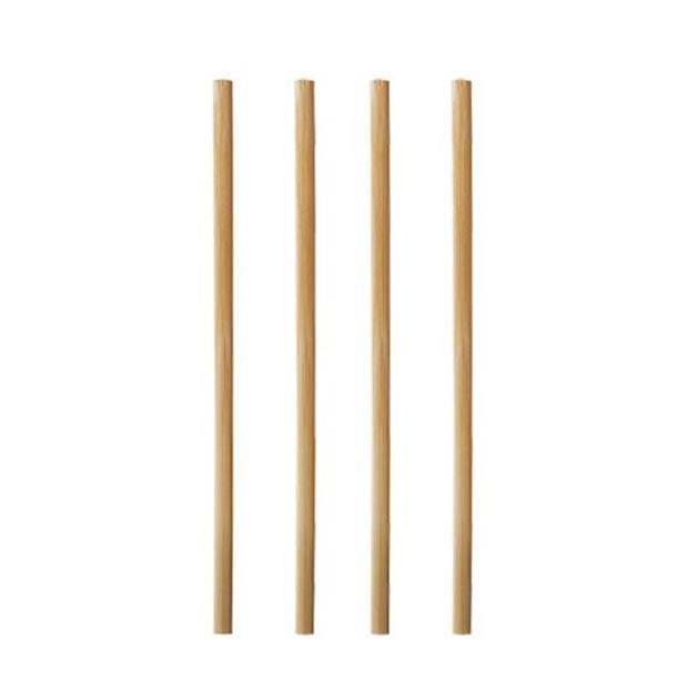 Papstar 1000 Rührstäbchen, Bambus pure 13,5 cm x 3 mm