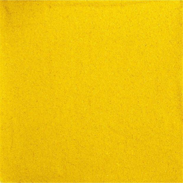 Farbsand 0,1-0,5 mm gelb 1 kg